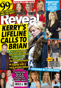 Reveal magazine - issue 45. November 2015.