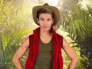 "Nathan Sykes on I'm A Celeb's George Shelley: ""Obviously I'm rather proud"""