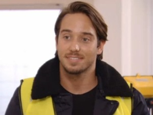 TOWIE's Lockie is set to open a new healthy fast food deli called Lockie's Kitchen. 11 November 2015.