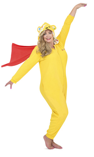 Gemma Collins' photo shoot for Asda's BBC Children in Need campaign for 2015.