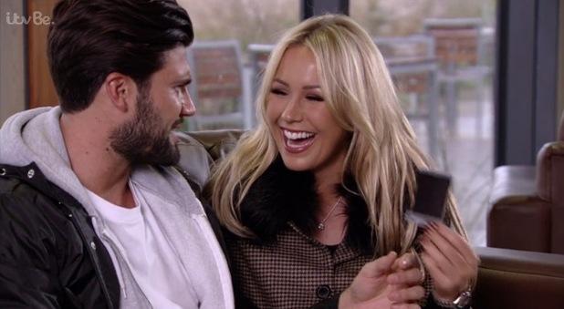 Dan Edgar asks Kate Wright to be his girlfriend, TOWIE finale 11 November