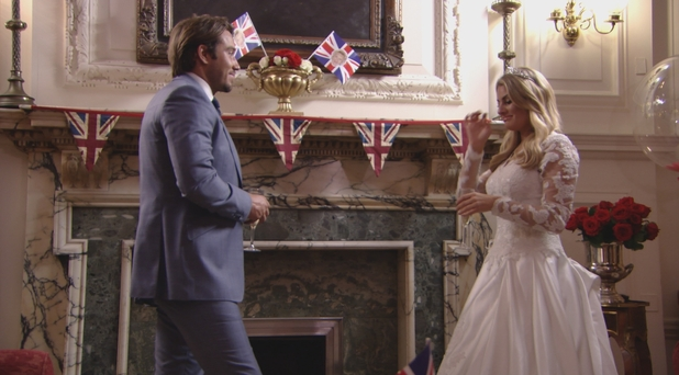 TOWIE: Lockie and Danni assess where things stand between them. Episode airs: Wednesday 11 November 2015.