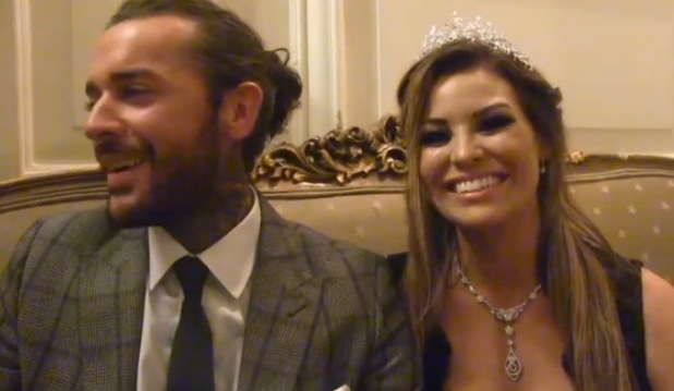 Jess Wright and Pete Wicks discuss their relationship, TOWIE 12 November