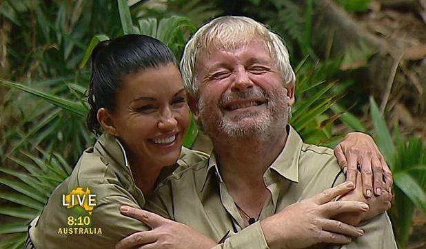 Christopher Biggins, Janice Dickinson - 'I'm A Celebrity Get Me Out Of Here' TV Programme, Australia - 30 Nov 2007