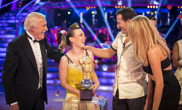 Laura Main win Strictly's special Children In Need edition, 13 November 2015.