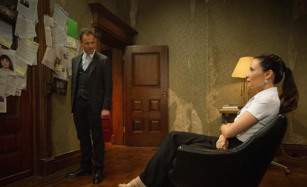 Elementary, Sherlock Holmes and Joan Watson, Thu 19 Nov
