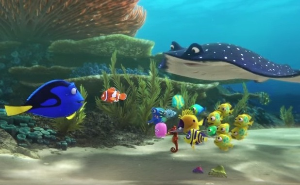 Finding Dory releases official trailer 10 November