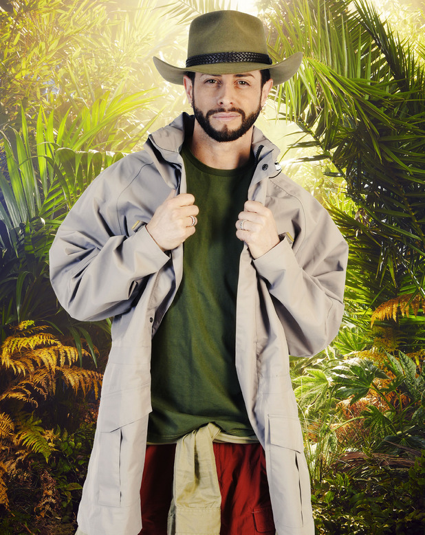 Brian Friedman joins the lineup for I'm A Celebrity 2015 10 November