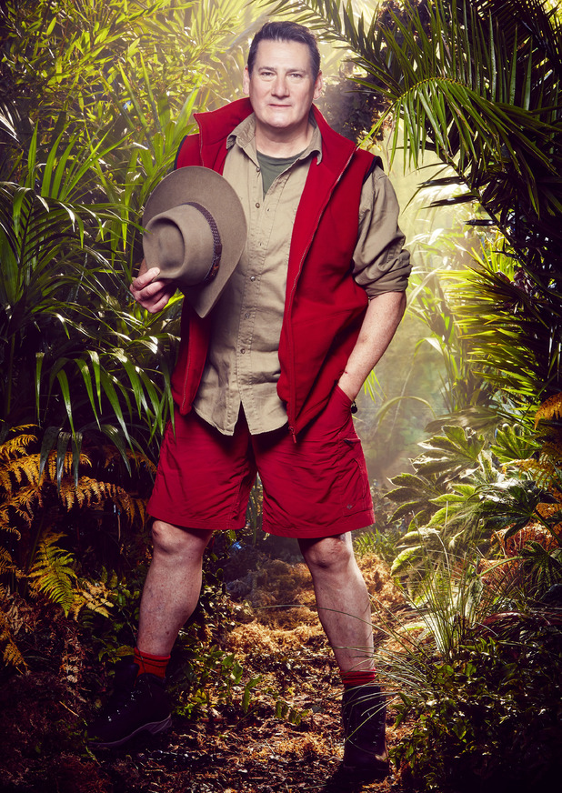 Tony Hadley, I'm A Celebrity Get Me Out Of Here 13 November