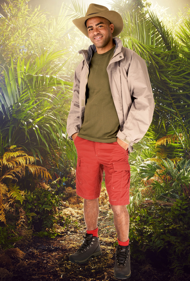 Kieron Dyer, I'm A Celebrity Get Me Out Of Here 2015 13 November