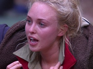 I'm a Celebrity... Get Me Out of Here! Jorgie Porter gets emotional while recalling her childhood. 18 November 2015.