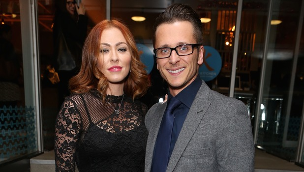 Natasha Hamilton and Ritchie Neville attend Chi Kitchen Launch Party 18 November