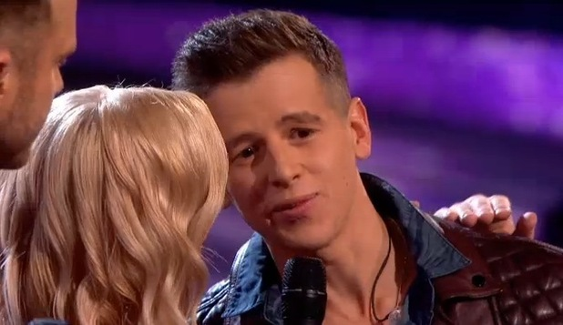 Max Stone sent home from X Factor, ITV 15 November