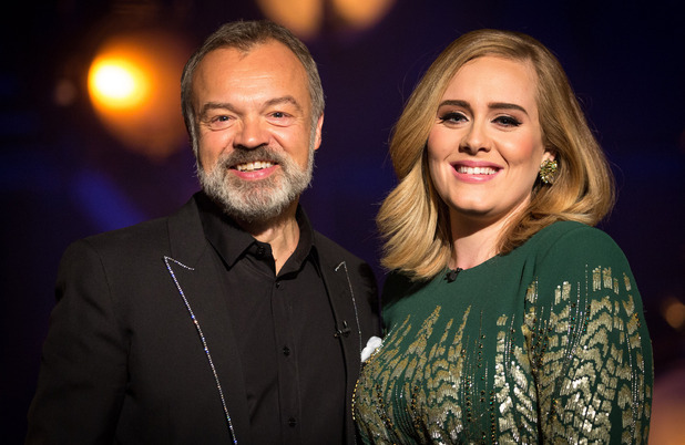 Adele at the BBC - hour-long TV programme. 17 November 2015.