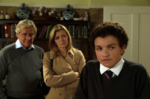 Corrie, Simon goes to live with Ken, Fri 20 Nov