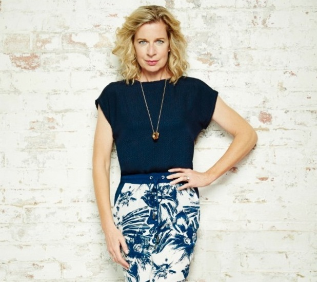 Promo pic: Katie Hopkins to star in new follow-up TLC documentary, Fat Story 1 Year On. 19 November 2015.
