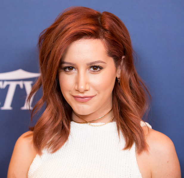 Ashley Tisdale at the Variety's Power of Women Luncheon in Beverly Hills, 18th November 2015