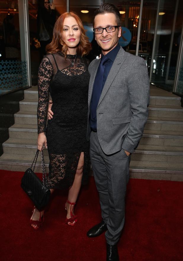 Natasha Hamilton and Ritchie Neville attend Chi Kitchen Launch Party 18 November