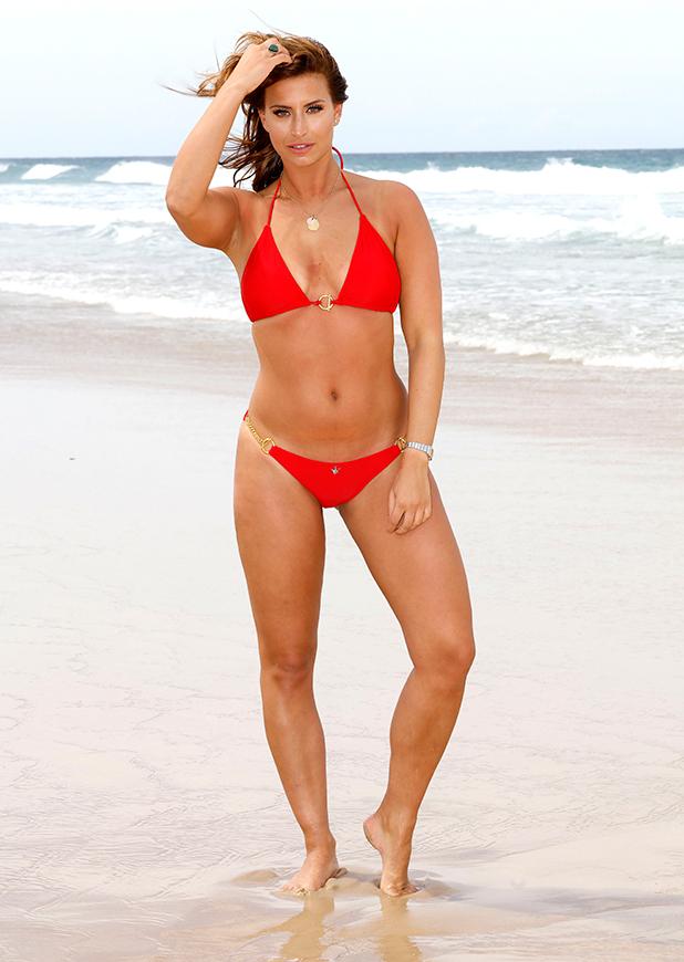 Nancy shevell bikini