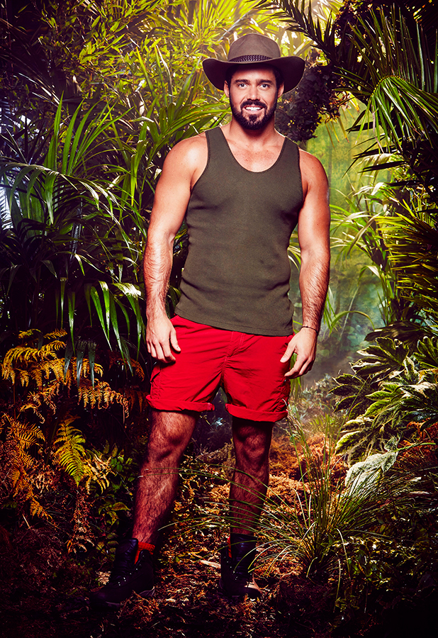 I'm A Celebrity 2015 late camp arrival: Spencer Matthews