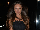 EOTB's Megan McKenna looks SO glam in classic little black dress