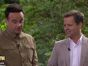 I'm A Celebrity: Ant & Dec call Lady C childish and petty after t-shirt row