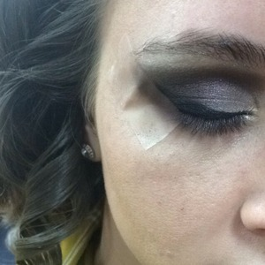 Brooke Vincent Blog: Eye shadow tip 26 November