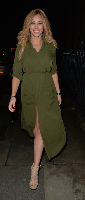 Pascal Craymer attends the Perfect Eyelashes Launch party and BOUJIS after party in London, 27th November 2015
