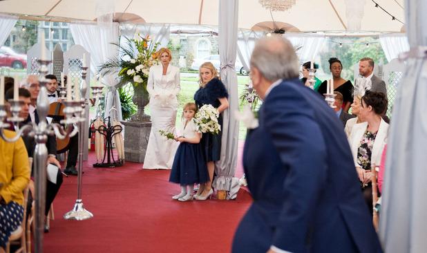 Emmerdale, Will Bernice marry Lawrence, Tue 24 Nov