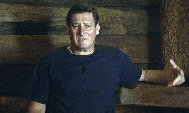 'I'm A Celebrity...Get Me Out Of Here!' TV Show, Australia - Tony Hadley in the Bush telegraph - 23 Nov 2015.