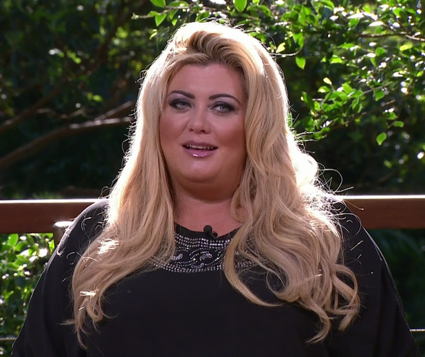 I'm A Celebrity... Get Me Out Of Here Now!. Broadcast on ITV2 HD - Gemma Collins.