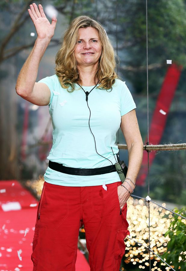 Susannah Constantine is kicked off I'm A Celebrity... Get Me Out Of Here! - 27 Nov 2015