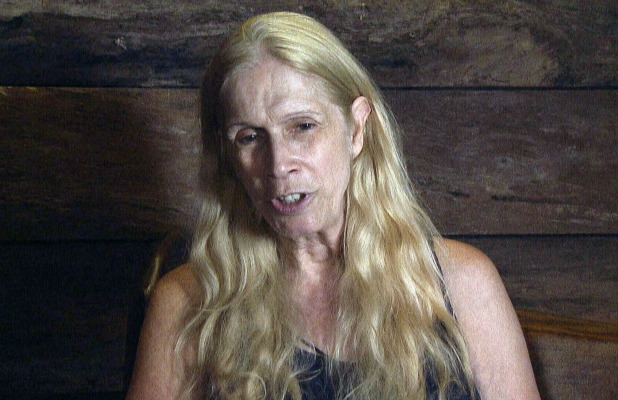 'I'm A Celebrity...Get Me Out Of Here!' TV Show, Australia - 23 Nov 2015 Lady Colin Campbell in the Bush telegraph 23 Nov 2015