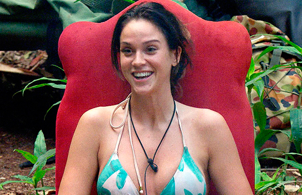'I'm A Celebrity...Get Me Out Of Here!' TV show, Australia - 25 Nov 2015 Vicky Pattison