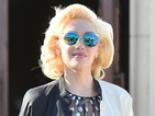 Gwen Stefani looks sensational glam for a day at church