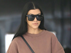 Kourtney Kardashian shows off her fashion credentials on designer shopping trip