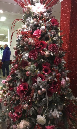 Brooke Vincent Blog: Christmas trees from homeware store 2 December
