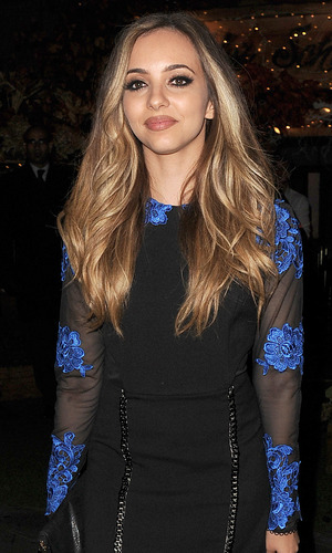 Jade Thirlwall from Little Mix enjoys an evening out in Kensington - 12 November 2015.