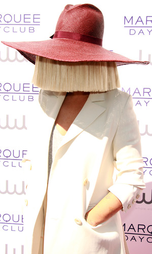 Sia at Marquee Dayclub Season Preview - 21 March 2015.