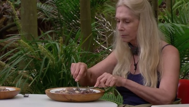 'I'm a Celebrity, Get Me Out Of Here!' TV Programme, Australia - 16 Nov 2015 Bushtucker Trial: Disaster Chef -  Lady Colin Campbell.