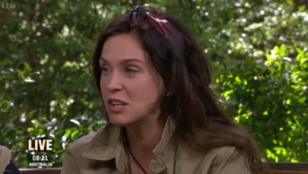 'I'm A Celebrity...Get Me Out Of Here!' TV Show, Australia - Vicky and George wait to hear who has won