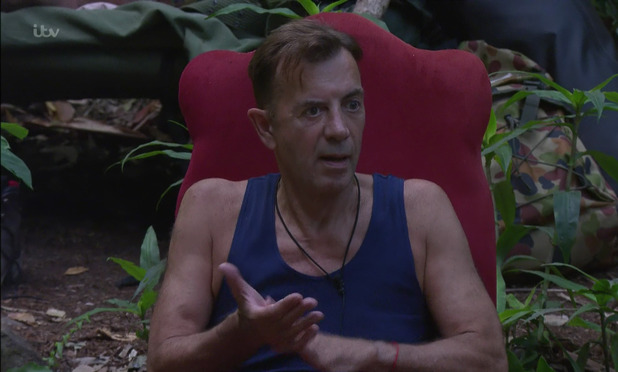 Duncan Bannatyne, I'm A Celebrity Get Me Out Of Here 25 November