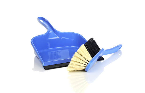 Dustpan and brush was cited as one of the worst Xmas gifts a woman received from her partner