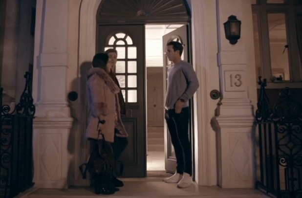 Louise Thompson confronts Elliot Cross over kiss, Made In Chelsea 30 November