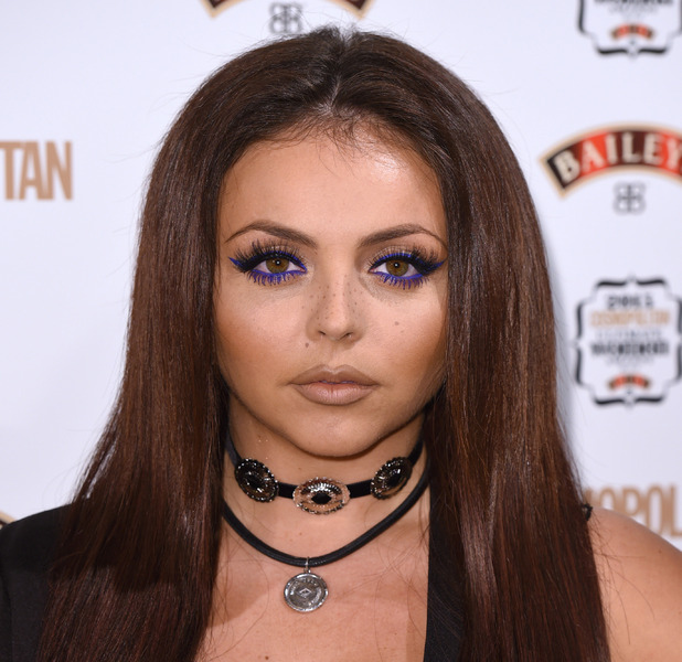 Little Mix's Jesy Nelson at the Cosmopolitan Ultimate Women of The Year Awards 2015, 2nd December 2015