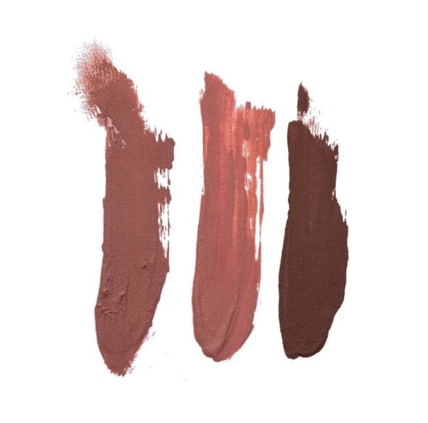 Kylie Jenner launches Lip Kit, shows off swatches, 30th November 2015