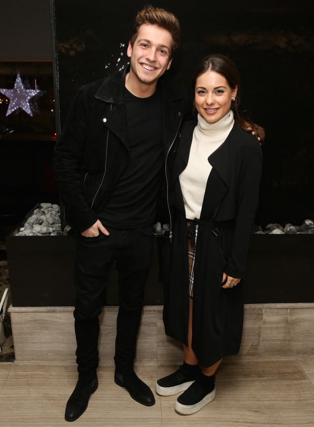 Sam Thompson and Louise Thompson attend Wonderful Christmas Toy Party in aid of the Brompton Foundation 3 December