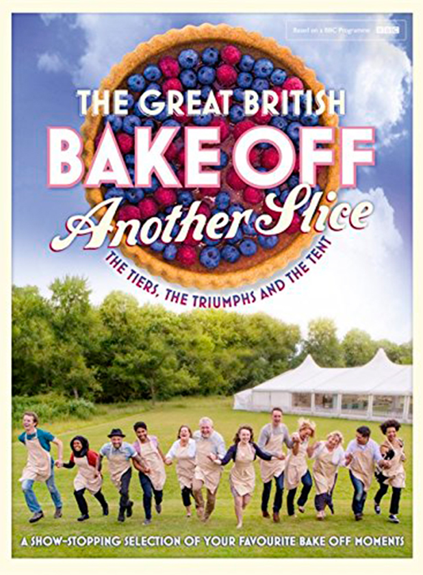 Great British Bake Off 2016 Annual