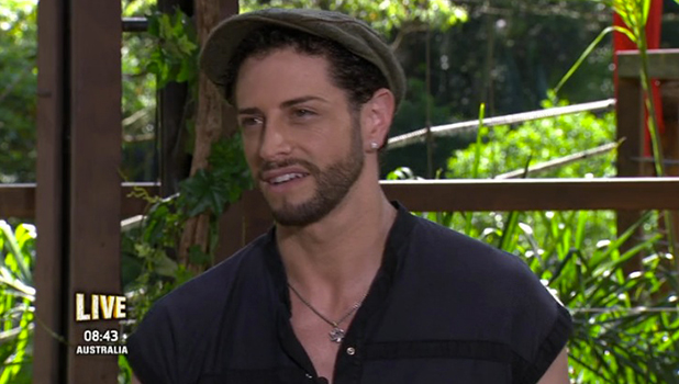 Brian Friedman, I'm A Celebrity Get Me Out Of Here NWO!