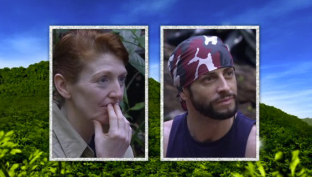 Brian Friedman is eliminated from jungle second, 29 Nov 2015